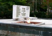 """""""Вечный огонь"""" в Моздоке. Фото: wikimapia.org"""