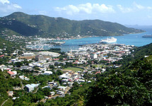 Род-Таун, столица Британских Виргинских островов. Фото: Википедия
