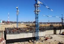 Строительство космодрома Восточный. Фото: vostokdrom.ru