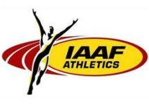 Логотип IAAF