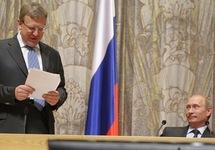 Алексей Кудрин и Владимир Путин. Фото: government.ru
