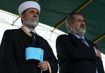 Эмирали Аблаев и Рефат Чубаров. Фото: day.kiev.ua