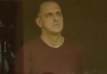 Владимир Егоров в суде, 13.09.2017. Кадр Граней.Ру