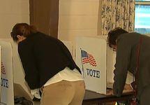 Выборы в США. Кадр Fox News