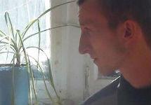 Александр Кольченко в копейской колонии 16.03.2018. Фото: ФБ-страница Татьяны Щур