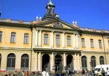 Шведская академия. Фото: Википедия