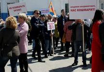 Пикет арендаторов ТЦ в Хабаровске. Фото: sibreal.org