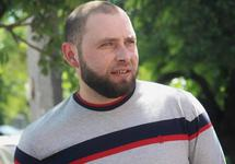 Мустафа Дегерменджи у суда, 14.05.2018. Фото Александры Ефименко