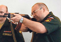Генерал-майор Александр Оглоблин. Фото: mil.spbsut.ru