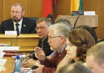 Заседание гордумы Екатеринбурга. Фото: Znak.com