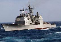 Крейсер ВМС США Antietam. Фото: Википедия