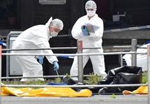 На месте теракта во Льеже. Кадр видео с lalibre.be