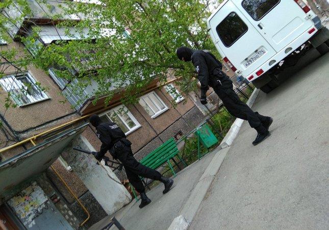 Челябинск: активиста Золотаревского по отбытии 25 суток задержали по уголовному делу