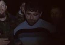 Имран Дацаев после задержания. Фото: grozny-inform.ru