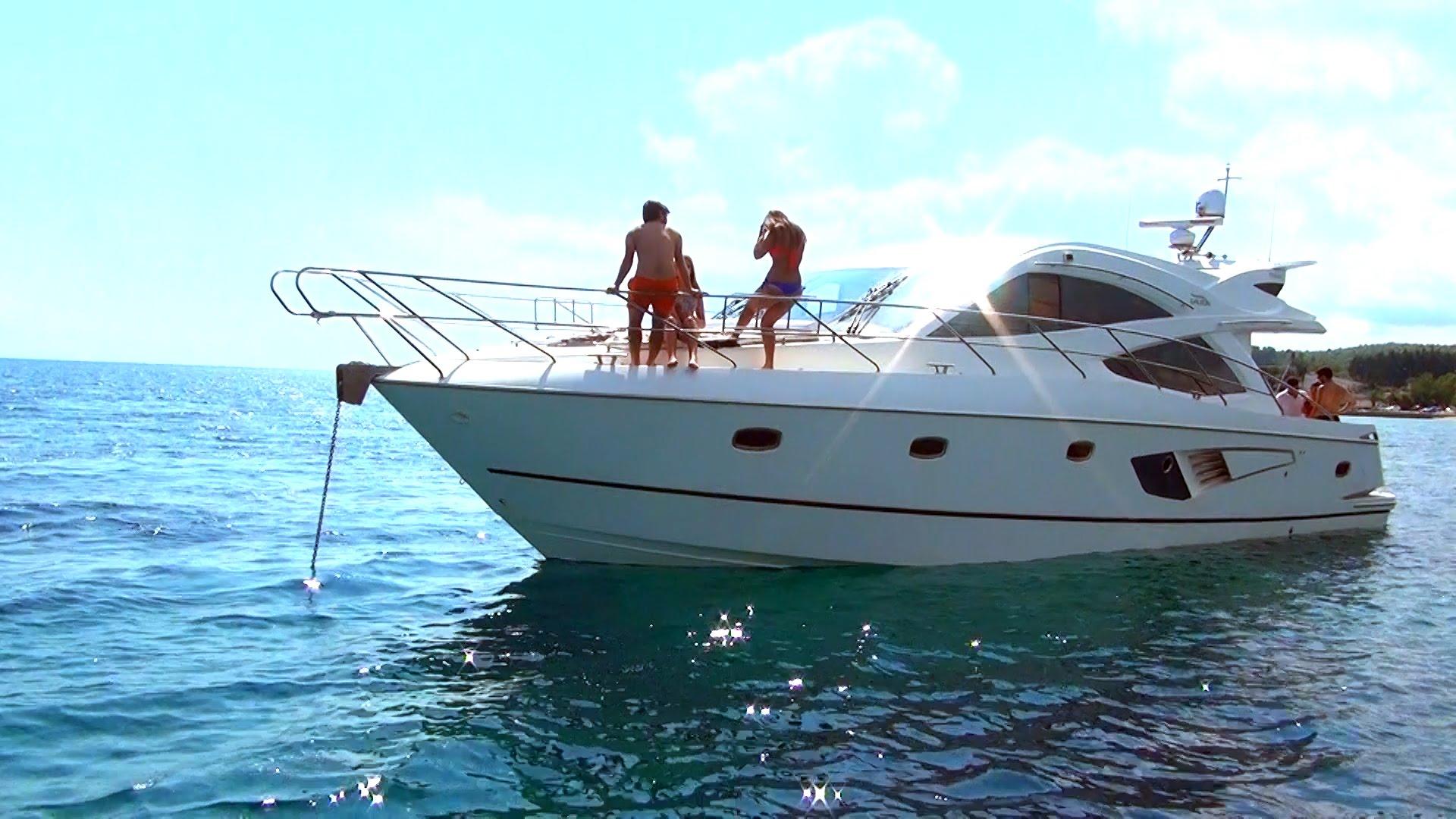Покупка, продажа и аренда катеров и яхт