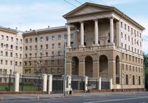 УМВД по Москве. Фото: wikimapia.org