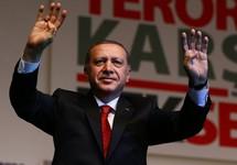 Реджеп Тайип Эрдоган. Фото: tccb.gov.tr