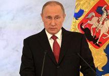 Послание Владимира Путина Федеральному собранию. Фото: kremlin.ru