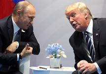 Владимир Путин и Дональд Трамп в Гамбурге. Фото: kremlin.ru