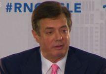 Пол Манафорт. Кадр CNN