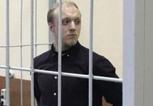 Константин Салтыков в суде, 28.02.2018. Фото: zona.media