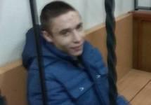 Павел Гриб в суде, 02.03.2018. Фото с ФБ-страницы Игоря Гриба
