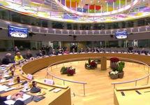 Саммит лидеров стран ЕС в Брюсселе. Фото: tvnewsroom.consilium.europa.eu