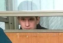 Ян Сидоров в суде, 06.04.2018. Фото: kavkaz-uzel.eu