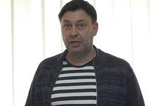 Кирилл Вышинский в суде. Кадр Newsone.Ua