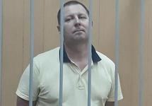 Вячеслав Шатровский на оглашении приговора. Фото: Грани.Ру