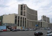 Проспект Сахарова. Фото: Википедия