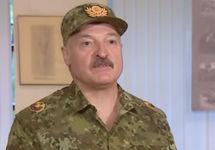 Александр Лукашенко. Кадр видео БелТА