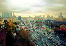 Москва. Фото: Википедия