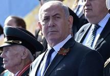 Биньямин Нетаньяху на параде в Москве, 09.05.2018. Фото: kremlin.ru