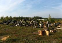 На полигоне Туганы. Фото: hiddenside.ru