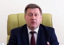 Анатолий Локоть. Кадр видео