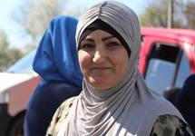 Зарема Куламетова. Фото: krymr.org