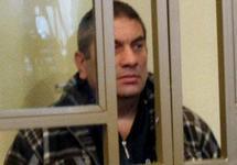 Бадрудди Даудов в суде. Фото: kavkaz-uzel.eu