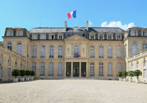 Елисейский дворец. Фото: elysee.fr