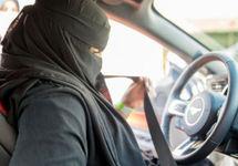 Женщина за рулем в Саудовской Аравии. Фото: ford.com