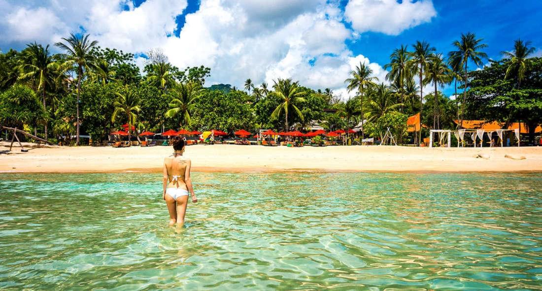 Прекрасный отдых на чистейших пляжах Самуи