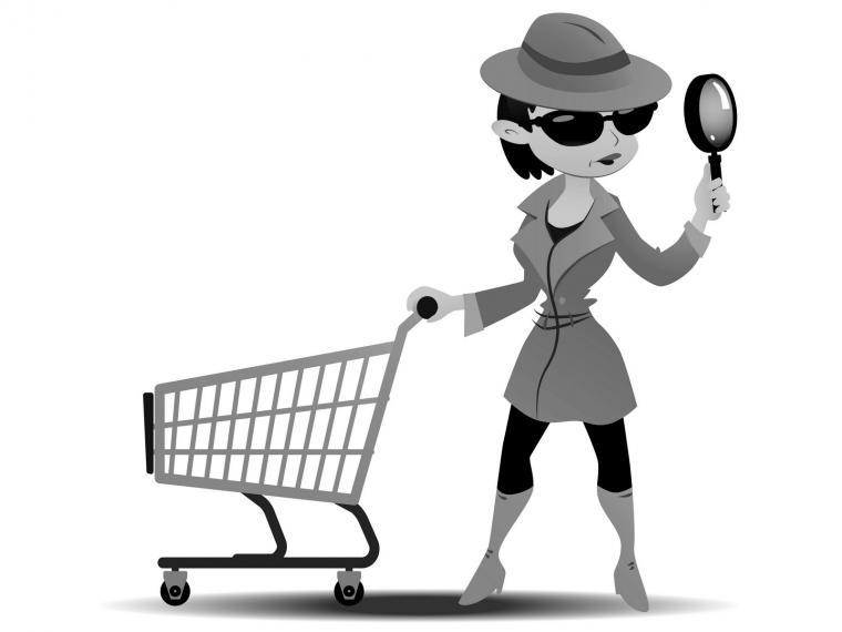 Услуга тайного покупателя  от компании «Форсаж продаж»