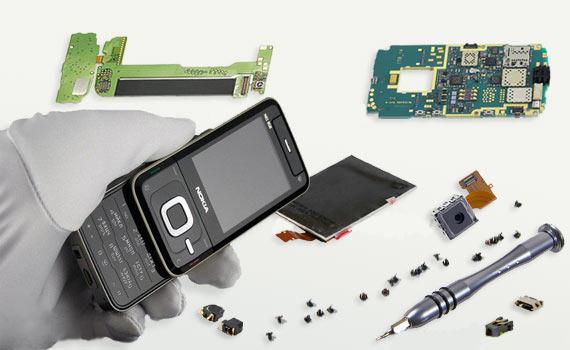 Покупка мобильных телефонов и комплектующих