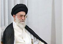 Аятолла Али Хаменеи. Фото с сайта www.portal-credo.ru