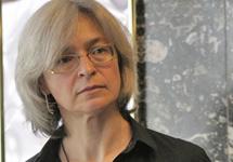 Анна Политковская, июль 2006. Фото Дмитрия Борко/Грани.Ру
