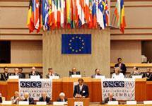 Зал заседаний ПА ОБСЕ. Фото с сайта usinfo.state.gov