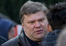 Сергей Митрохин. Фото Е.Михеевой/Грани.Ру