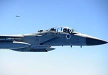 Самолет ВВС Израиля. Фото: jpost.com