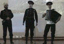 На концерте фольклорных ансамблей в красноярской ИК-31. Фото: 24.fsin.su