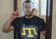 Исмаил Рамазанов в суде, 15.05.2018. Фото: krymr.com